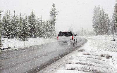 13.2 Движение в зимни условия