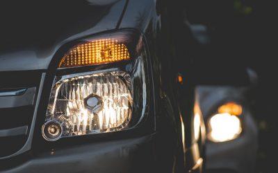 13.1 Използване на светлините на автомобила