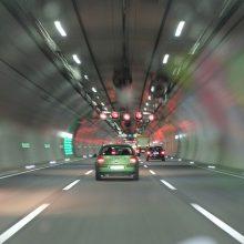 8.2 Преминаване през пътен възел и през тунел