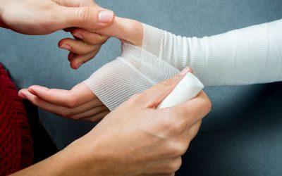 13. Контузии. Ставни наранявания
