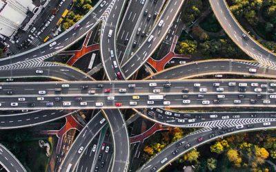 Дължина на пътната мрежа в Европейските държави