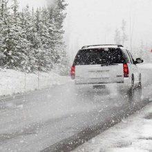 От днес се очаква понижение на температурите и поледици. Карайте внимателно!