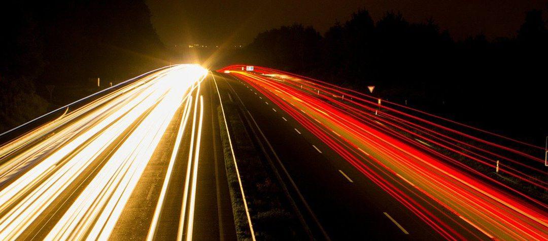 Ограничение на скоростта в Европа